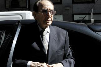 Carlos Fayt, nominado a la Corte por Alfonsin.