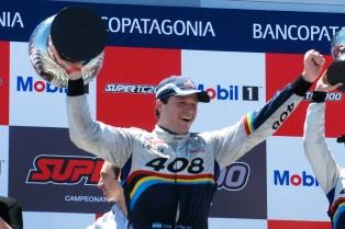 Canapino ganó en Chile la penúltima carrera del Super TC 2000