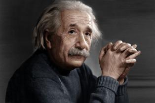 Subastarán notas de Einstein sobre cómo llevar una vida feliz