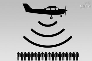 Denuncian que Estados Unidos extrae información de miles de llamadas telefónicas desde aviones