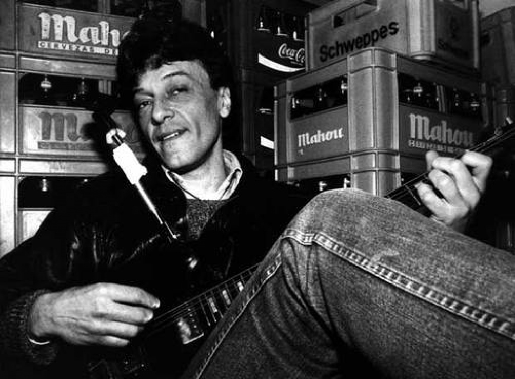 Moris: progenitor del tema Rebelde, el primer rock nacional contestatario, editado en junio de 1966.