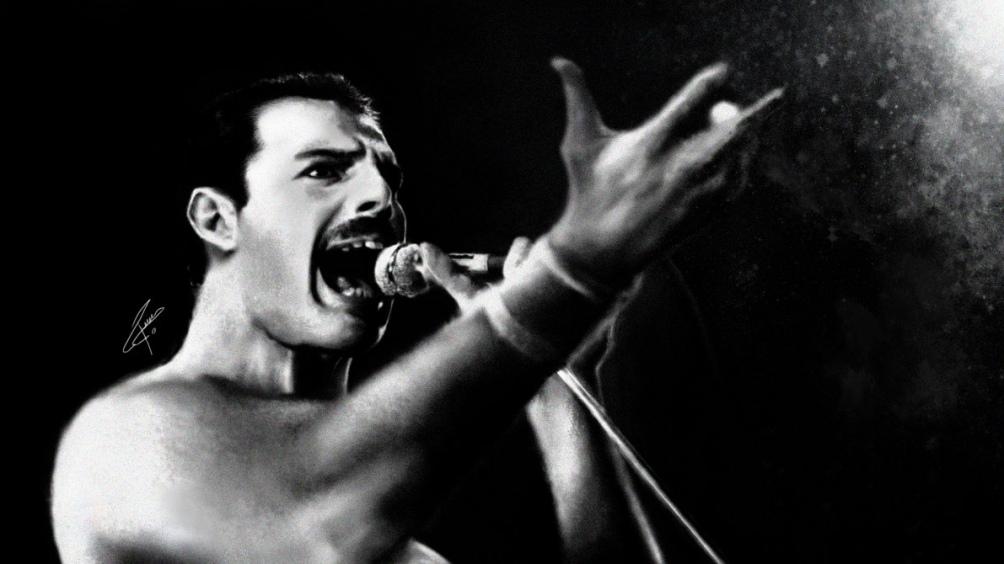 Freddie Mercury, un artista genial, una vida demasiado corta. Murió a los 45 años.