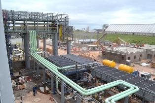 Esta semana se realizarán pruebas en la segunda turbina de la central Vuelta de Obligado