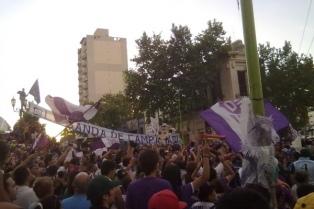Villa Dálmine ascendió a la Primera B Nacional