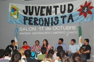 La Juventud Peronista presentó en Chaco un ciclo de formación política