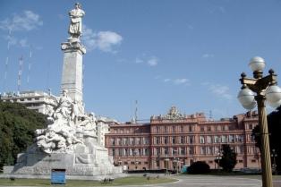 Rechazan la inconstitucionalidad y el amparo contra el traslado del monumento a Colón