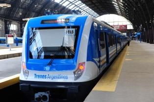 Iniciarán las obras de renovación de la Línea Mitre tras un acuerdo con el Banco Mundial
