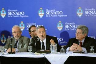 """Saín consideró como """"una reforma profunda, posible y tangible"""" el proyecto de creación de la AFI"""