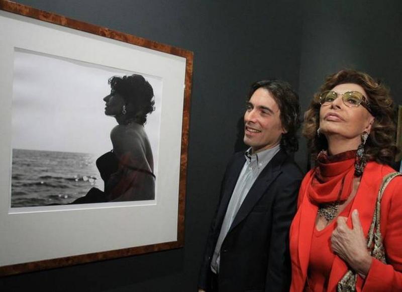 """Sophia Loren tiene """"La vida por delante"""", en un filme dirigido por su hijo Edoardo Ponti"""
