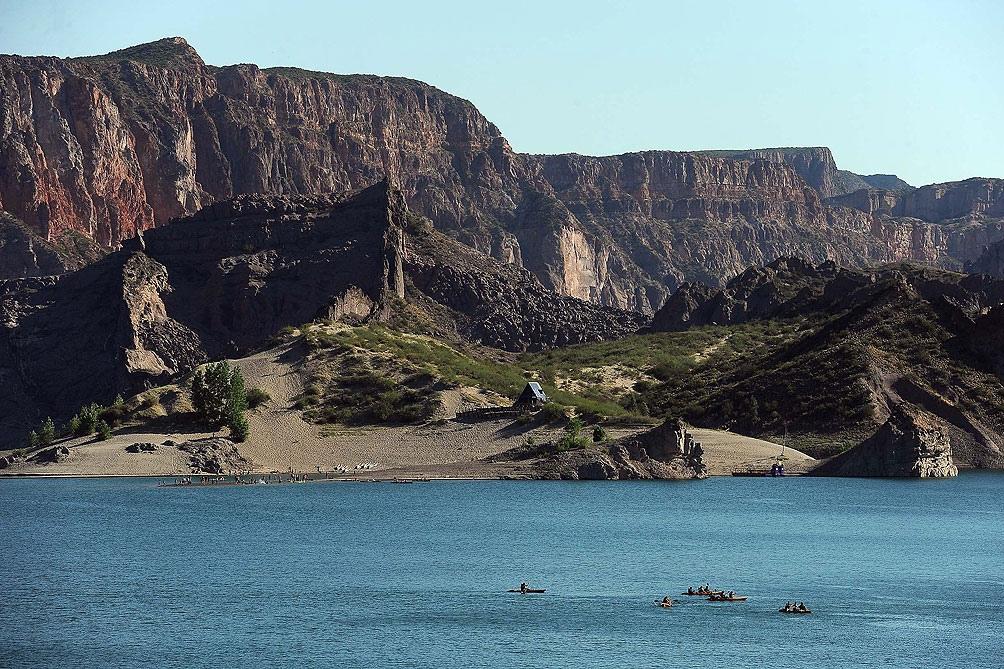 Más de 8.000 visitantes eligieron San Rafael para las vacaciones de invierno.