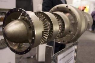 Crean en Australia el primer motor para avión con una impresora 3D