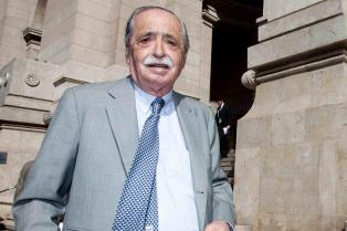 El Gobierno Nacional expresó su dolor por la muerte de Strassera