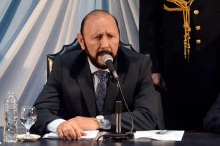 """Piden indagar al gobernador Insfrán por un contrato con """"The Old Fund"""""""