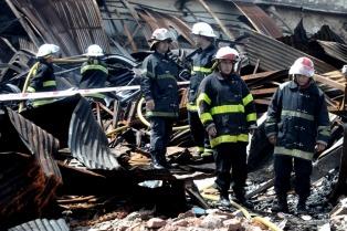 Incendio en Iron Mountain: familiares de los fallecidos reclaman ser querellantes