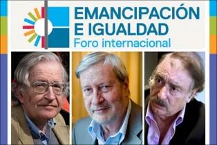 Comenzó en Buenos Aires el Foro Emancipación e Igualdad