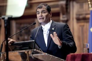 """Para Correa, en encuentro en Panamá marcó """"un punto de inflexión"""""""