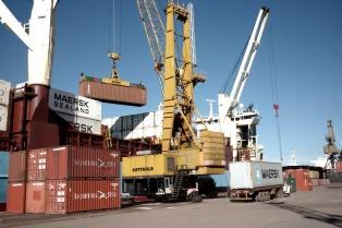 Tras 20 años, el Puerto de Rosario despacha una carga de limones a Estados Unidos