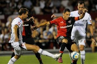 Newell's lo tuvo en sus manos, pero Quilmes se lo empató en el final