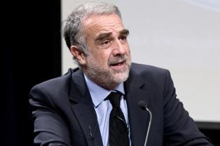 """""""La Corte Penal Internacional es una institución revolucionaria"""", señaló Moreno Ocampo"""