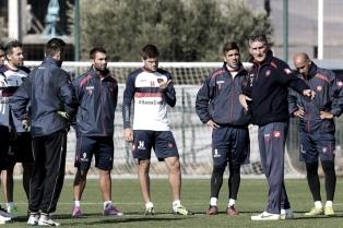 Bauza prepara a San Lorenzo con su mejor dupla de ataque