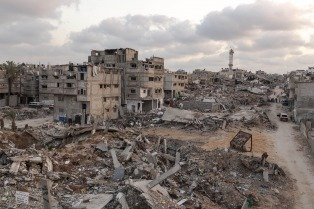 El gobierno israelí demolió viviendas de palestinos en los primeros días del año