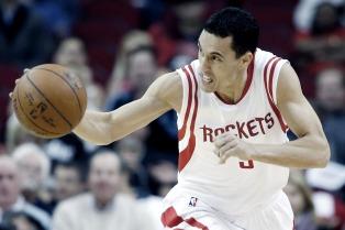 Los Rockets se desprendieron de Prigioni a un día del inicio de la temporada