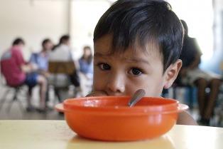 """Presentaron la campaña """"Comer Bien"""", que propone un registro de comedores"""