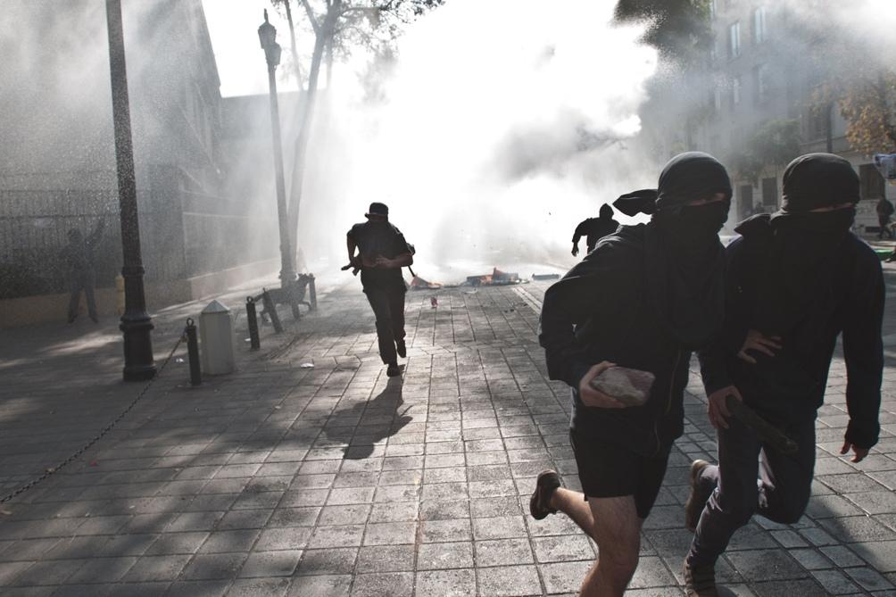 Santiago de Chile en 2019
