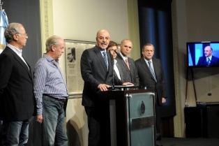 Sindicalistas y empresarios destacaron los acuerdos paritarios alcanzados