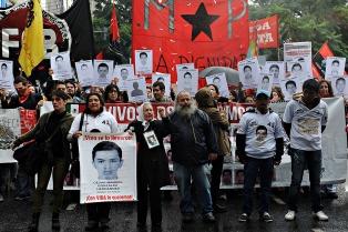 La CIDH denunció a México por demorar la investigación sobre los 43 desaparecidos de Ayotzinapa