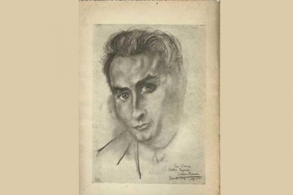 Antonio Requeni, por Antonio Berni