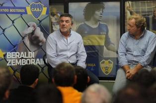 """Beraldi y la venta de Calleri a un grupo empresario: """"Una vergüenza total"""""""