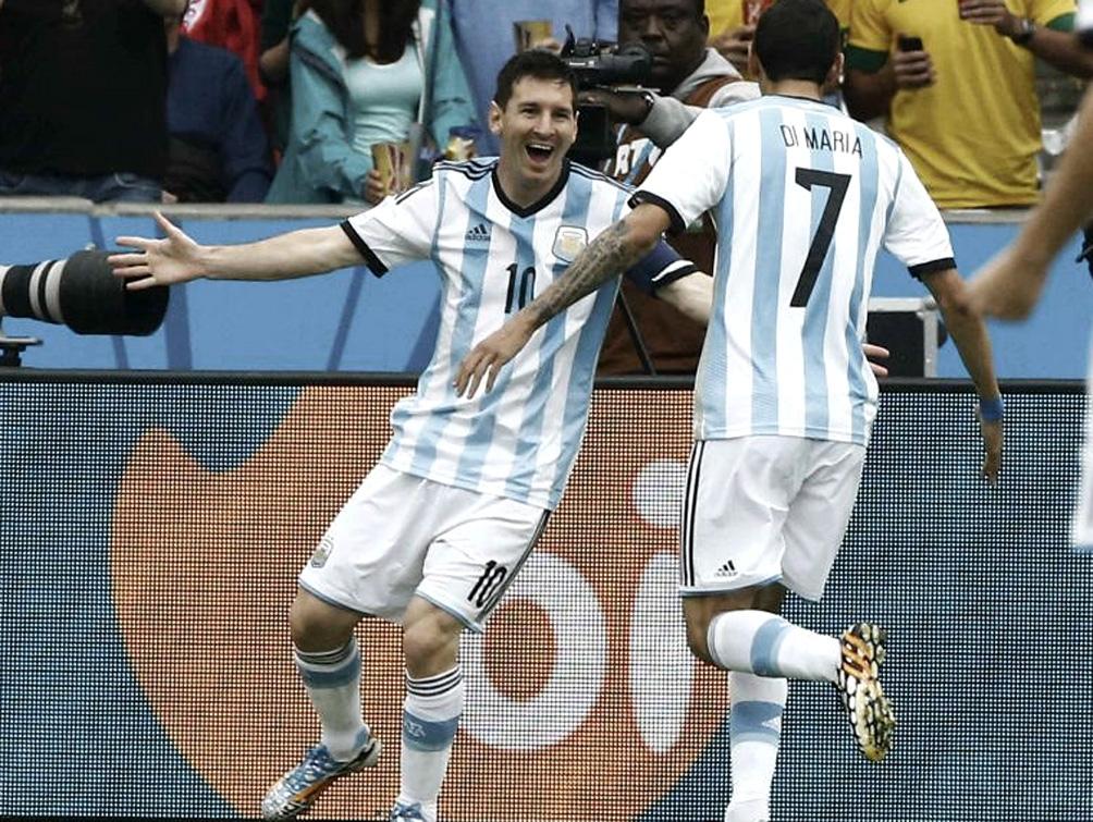 """Di María: """"Hay posibilidades de tener a Messi en el PSG"""""""