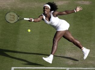 Serena Williams está embarazada y se alejará del circuito de la WTA