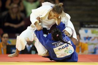 Dos representantes y una gran esperanza en el judo argentino