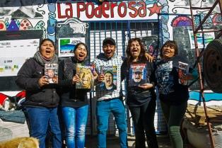 Fernández recibió a referente de La Garganta Poderosa por el reclamo en las villas