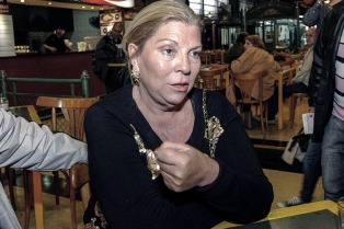 Carrió respaldó a Bevacqua y adelantó que le pedirá a Macri que la reponga en su cargo en el Indec