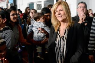 Saintout se impuso en el Frente de Todos en La Plata y será candidata a intendenta