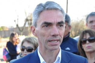 El ministro de Transporte designó a funcionarios que lo acompañarán en su gestión