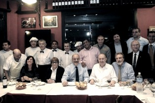 Tomada y Parodi celebraron la recuperación del restaurant Lalo por parte de sus trabajadores
