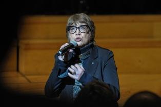 Teresa Parodi: �Los artistas populares también somos trabajadores�