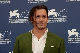 Johnny Depp se divorció de su segunda esposa