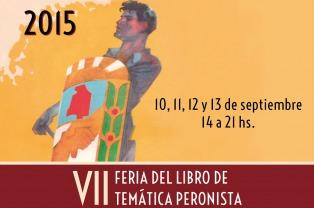 Comienza la VII Feria del Libro de Temática Peronista