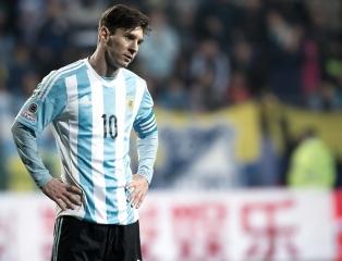 """Messi habló de la derrota en Chile: """"Todos la pasamos mal"""""""