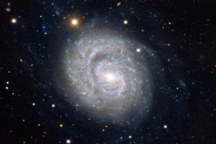Astrofísicos logran cartografiar una octava parte del cielo