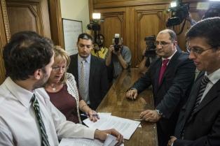 """Gobierno y PJ presentaron """"Per Saltum"""" para que la Corte local se expida a la brevedad sobre la elección"""