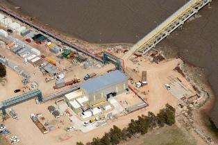 Cristina inauguró la central Guillermo Brown, que ya aporta 580 megavatios al Sistema Interconectado Nacional