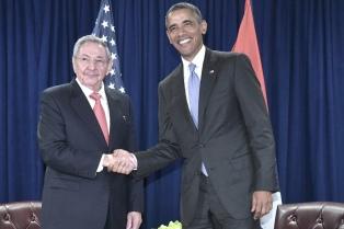 Se realizó el segundo encuentro entre Barack Obama y Raúl Castro, cada uno con su agenda de reclamos