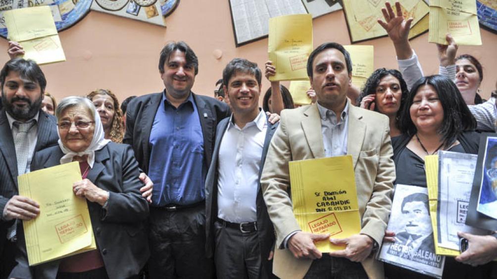 La comisión fue creada en el gobierno de Néstor Kirchner.