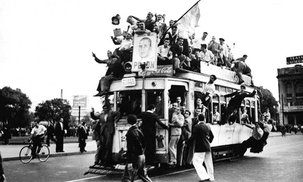 El 17 de octubre, uno de los hechos centrales de la historia política argentina,